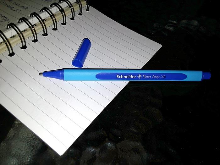 עט שניידר סליידר אדג' XB