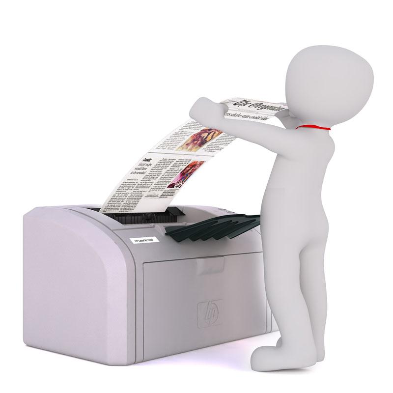 נייר להדפסה חוזרת