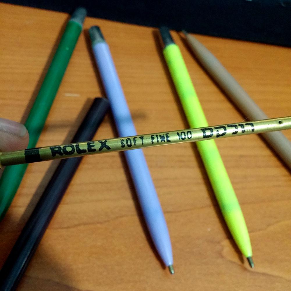 מילוי עט רולקס פרפר