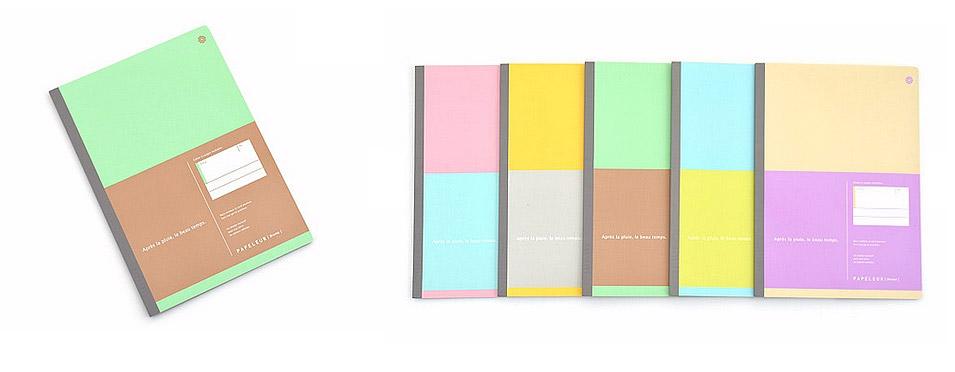 Kyokuto-Papeleur-Brume-Notebook