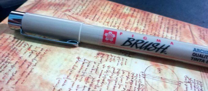 עט מכחול
