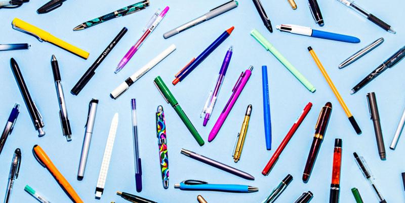 100 העטים הטובים