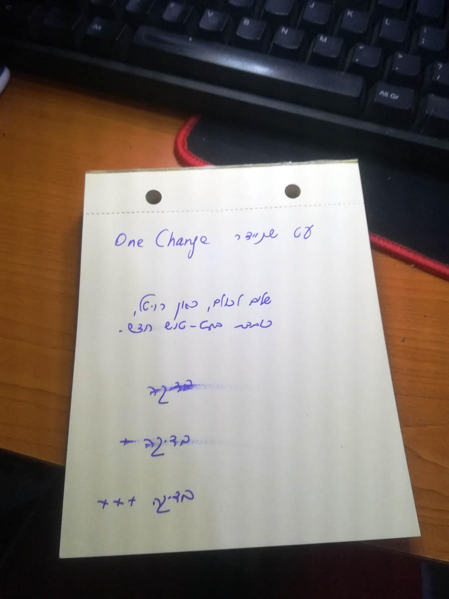 עט שניידר ONE בדיקת כתיבה